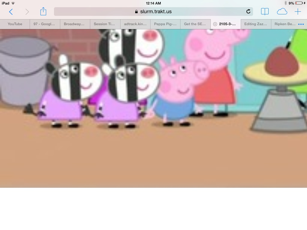 Zuzu Zebra Peppa Pig Fanon Wiki Fandom Powered By Wikia
