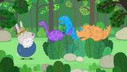 Singing dinosaurs