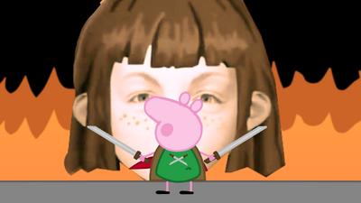 Attack on Angela
