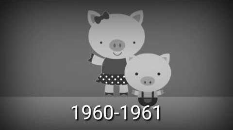 Peppa Pig 1960-1970 (Fanmade)