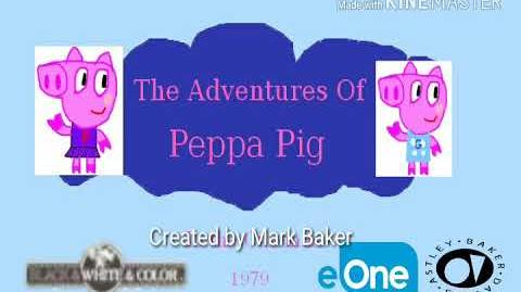 The Adventures Of Peppa Pig - Teaser Trailer 1979