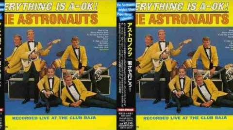 The Astronauts - Movin' 太陽の彼方 -Stereo Version-