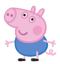 George Pig Peppa Pig Fanon Wiki Fandom Powered By Wikia