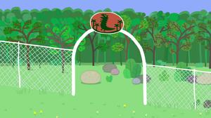 Grampy Rabbit's Dinosaur Park