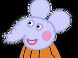 Almond elephant
