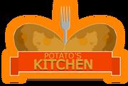 Potato's Kitchen Logo