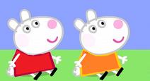 Sizzy And Sarah Sheep