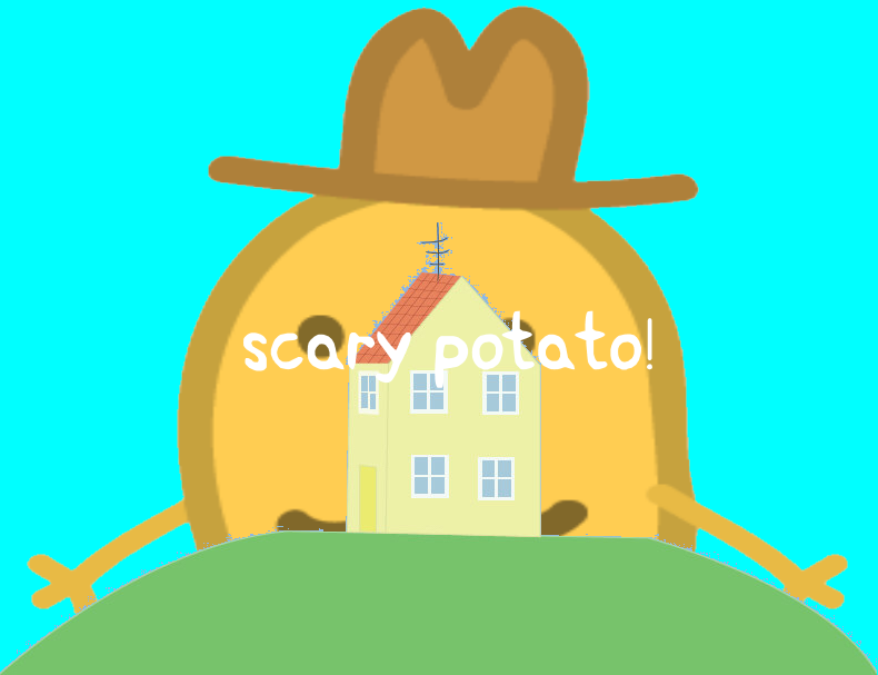 Scary Potato Peppa Pig Fanon Wiki Fandom Powered By Wikia