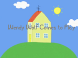 Wendy Wolf Comes to Play