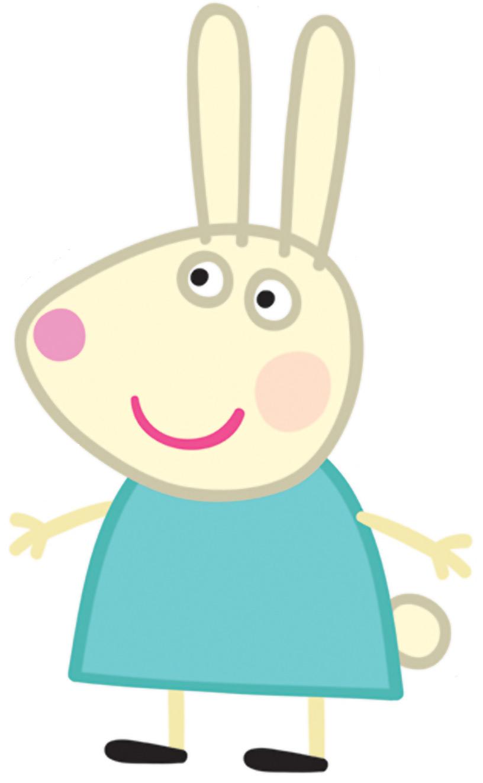 Rebecca Coelha (no original, Rebecca Rabbit) é uma das amigas da Peppa Pig  e é a mais quieta das meninas. Vive numa toca e tem um irmãozinho chamado  Richard ...
