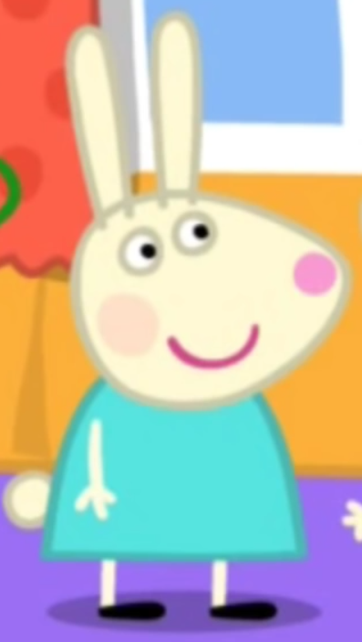Rebecca Rabbit Peppa Pig Fanon Wiki FANDOM powered by