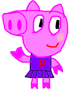 Peppa's early concept