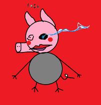 Heroin pig
