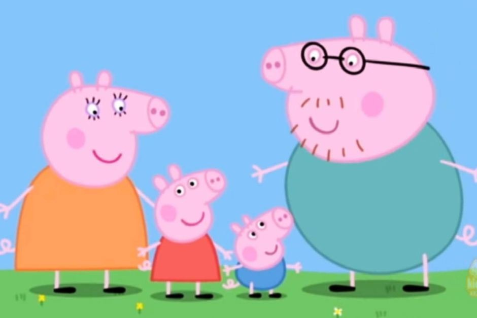 the pig family peppa pig fanon wiki fandom powered by