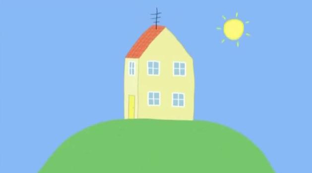 Peppa Pig's House | Peppa Pig Fanon Wiki | Fandom