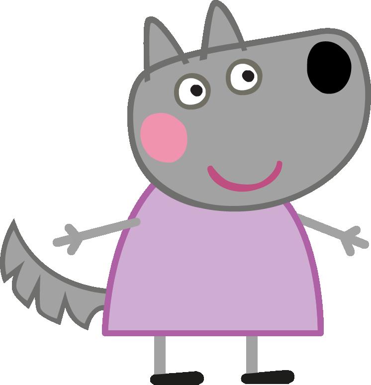 Wendy Wolf Peppa Pig Fanon Wiki