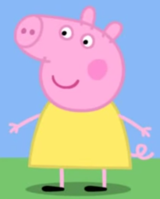Image - Cousin Chloe.png | Peppa Pig Fanon Wiki | FANDOM powered by ...
