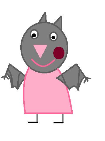 buffy bat character peppa pig fanon wiki fandom powered by wikia