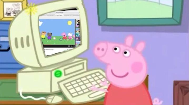 peppa pig you tube new