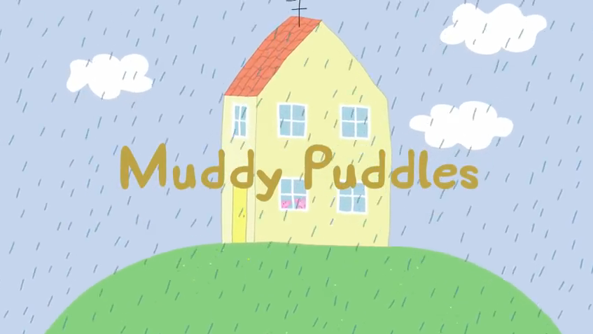 Muddy Puddles (episode) | Peppa Pig Wiki | FANDOM powered by