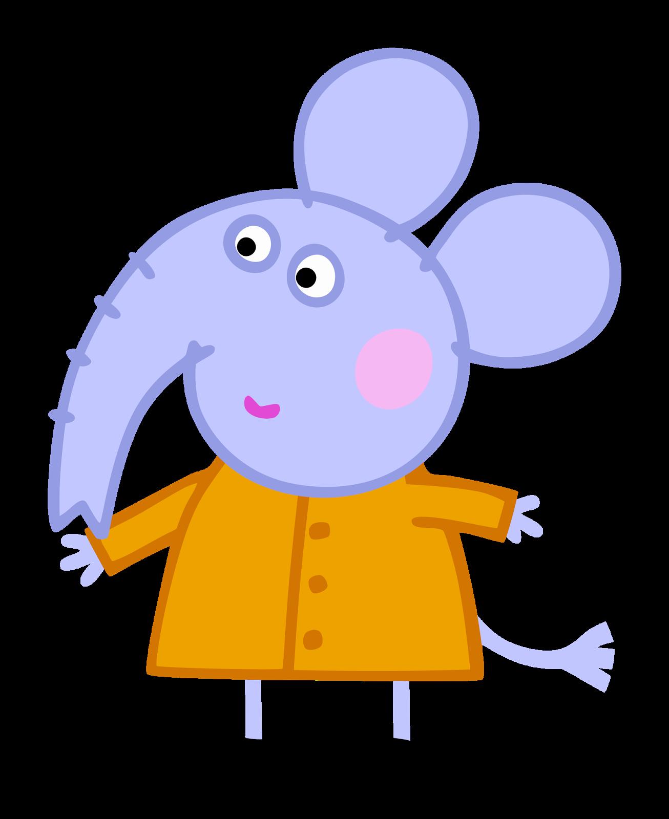 emily elephant  character  peppa pig wiki fandom mommy clipart mummy clip art free