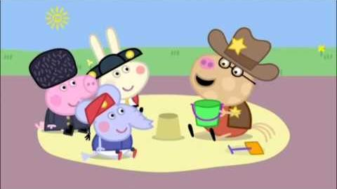 Peppa Pig Season 4 Episode 8 International Day