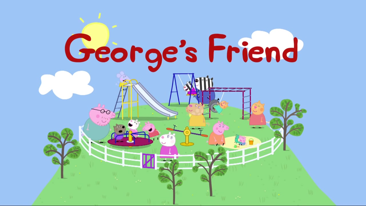 George's Friend | Peppa Pig Wiki | FANDOM powered by Wikia