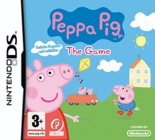 Peppa Pig The Game (DS)