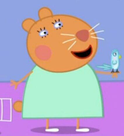 Miss Hamster Peppa Pig Wiki
