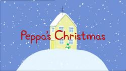 Peppa'sChristmas(episode)TitleCard