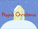 Peppa's Christmas (episode)