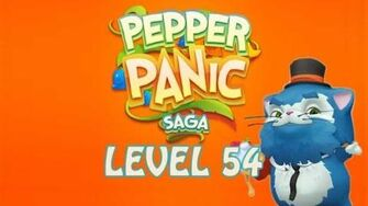 Pepper Panic Saga Level 54-0