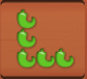 5 green peppers L