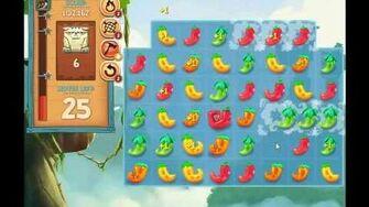 Pepper Panic Saga Level 38 (updated board) No Boosters