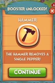 Pepper hammer