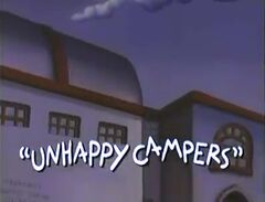Unhappy Campers