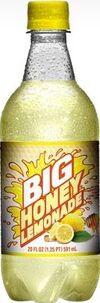 A Big Honey Lemonade