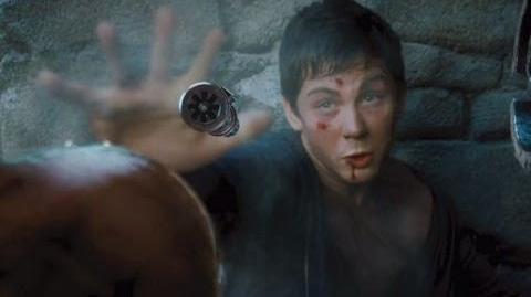 Percy Jackson La Mer des Monstres - Bande Annonce VF HD