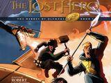Héros de l'Olympe : Le Héros Perdu (Roman Graphique)