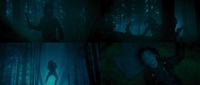 Percy Jackson La Mer des Monstres film Thalia sacrifice combat forêt décès