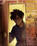 """FANART Percy """"Why?"""" (Barnowlinalibrary)"""