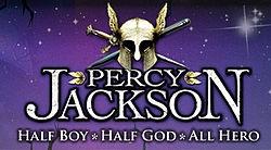 Logo Percy Jackson