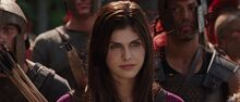 Annabeth Chase Film Percy Jackson 1 - 2