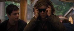 Film Tyson Percy lunettes de soleil pavillon-réfectoire