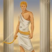 FANART Apollon Is Hot (sbrigs)