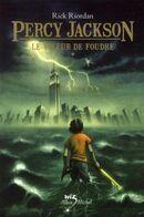 Percy Jackson Le Voleur de Foudre couverture originale