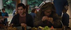 Film Tyson Percy réfectoire-pavillon déjeuner