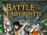Percy Jackson : La Bataille du Labyrinthe (Roman Graphique)