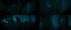Percy Jackson La Mer des Monstres film Annabeth Luke Thalia Grover attaquer monstres