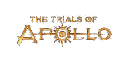 The Trials of Apollo - Logo Série